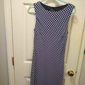 Lauren Ralph Lauren rayon dress, sz 12